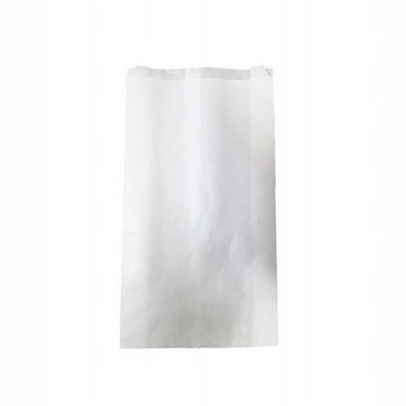 Punga Mare Patiserie, Fast-Food 18 + 6 x 34 cm Rezistenta la Grasimi, 1000 Bucati/Cutie