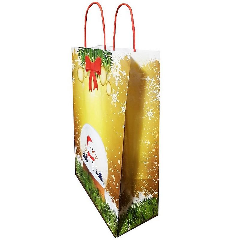 Pungi cadouri specific iarna model 3