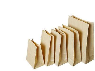 Pungi Hârtie Comercianti